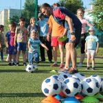 nabor deti na fotbal
